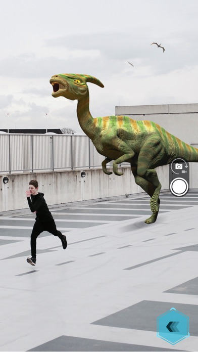 Monster Park - ディーノ世界 AR screenshot1