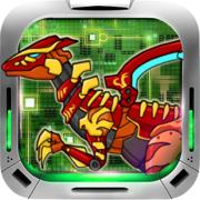 恐龙世界 - 恐龙乐园智力拼图游戏