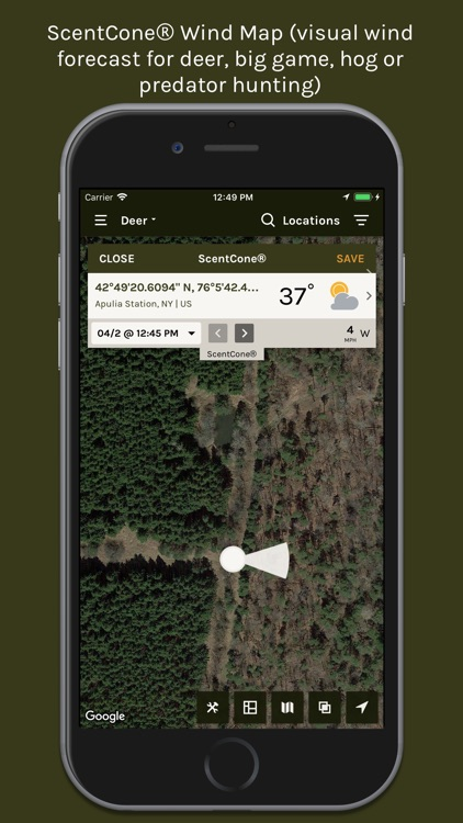 ScoutLook: Best Hunting App screenshot-0
