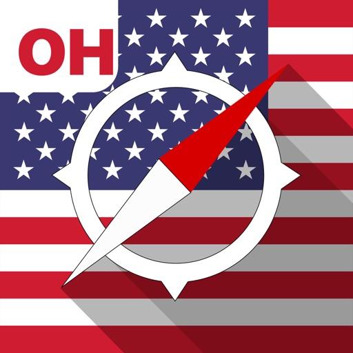 Ohio, USA Offline Navigation