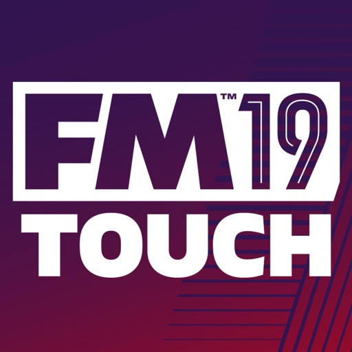 Football Manager 2019 Touch app for ipad