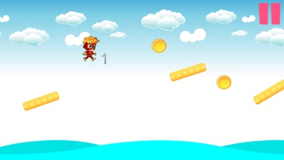 ADVENTURE BOY JUMPER Screenshot 2