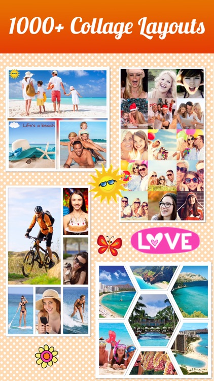 Photo Collage Maker & Montage screenshot-0