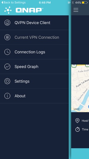 QVPN by QNAP on the App Store