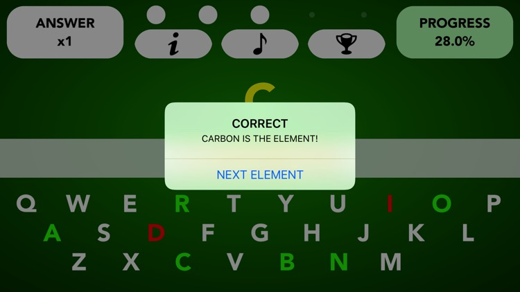 Chemistry Periodic Table of Elements Quiz (No Ads)
