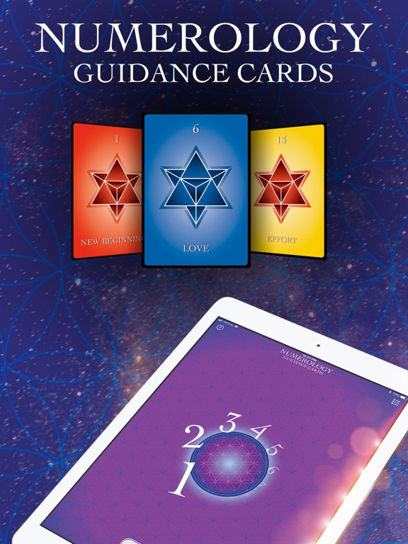 Numerology Guidance Cards screenshot 6