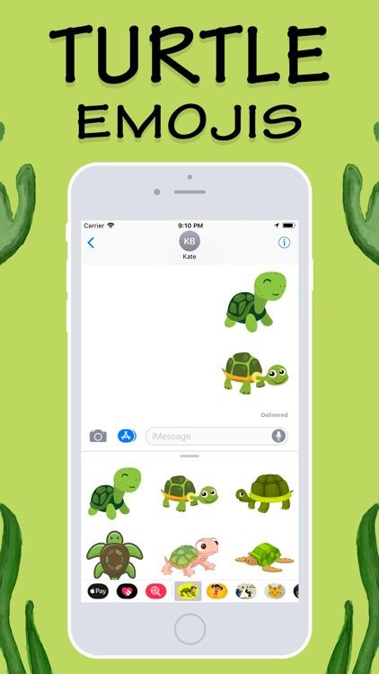 Turtles Emojis