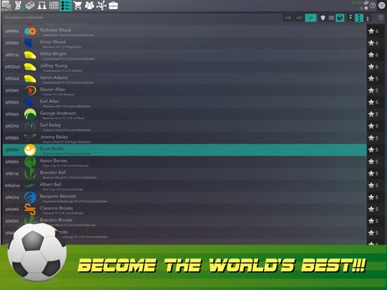 Football Superstar screenshot 10