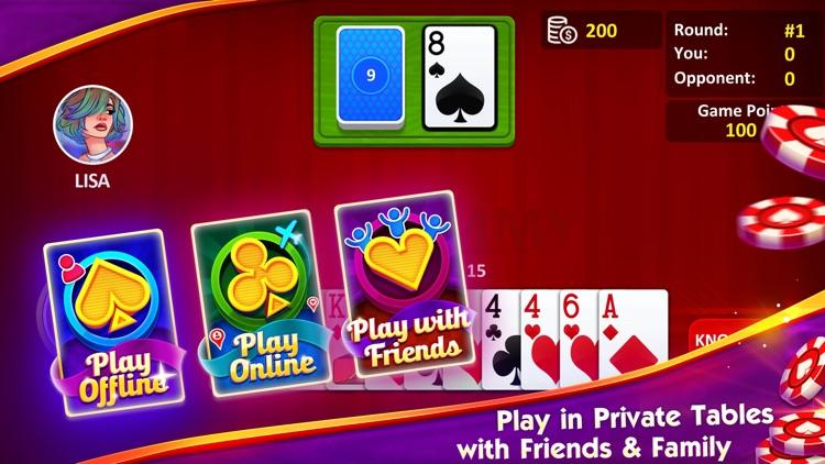 Gin Rummy: Ultimate Card Game screenshot-4