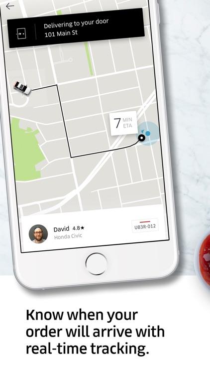 Uber Eats: Food Delivery screenshot-3
