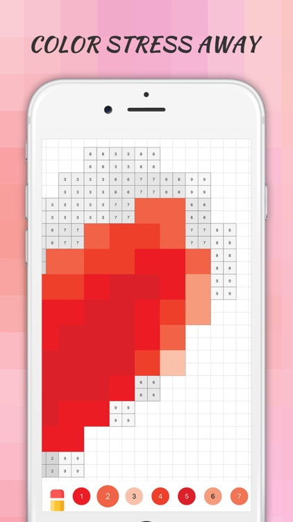 DotColor - Color by Number screenshot-4