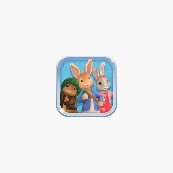 Peter Rabbit: ¡Vamos! en App Store