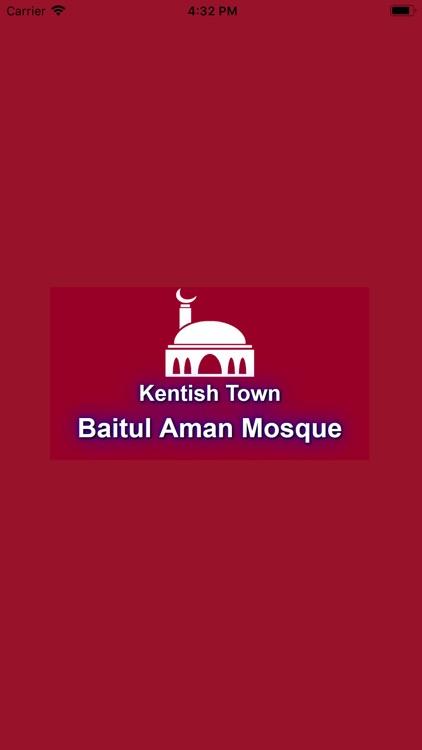 Prayer Timetable KTBAM