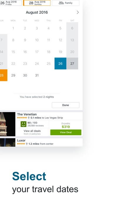 trivago: Compare Hotels & Save screenshot-1