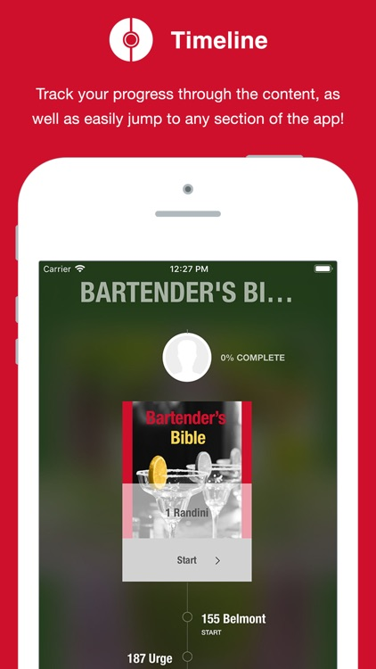 Bartender's Bible.. screenshot-0
