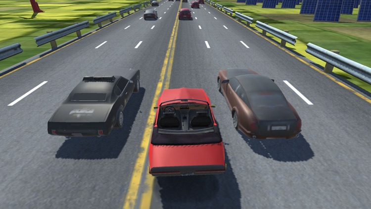 Highway Traffic challenge