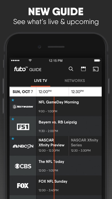 download fuboTV: Watch Live Sports & TV apps 1