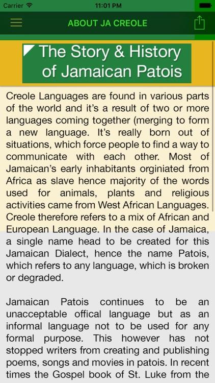 Jamaican Dictionary - JaLingo screenshot-4