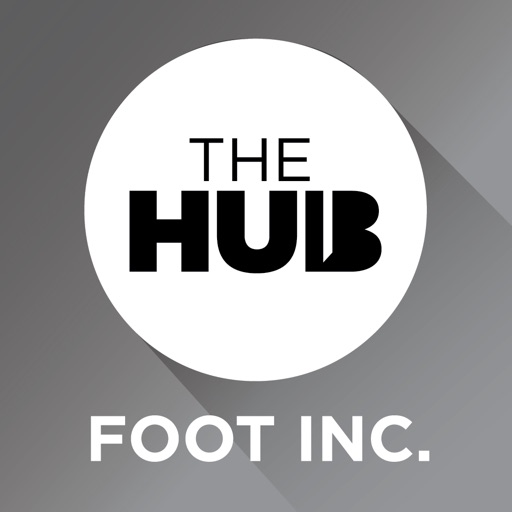 FOOT INC - The Hub icon