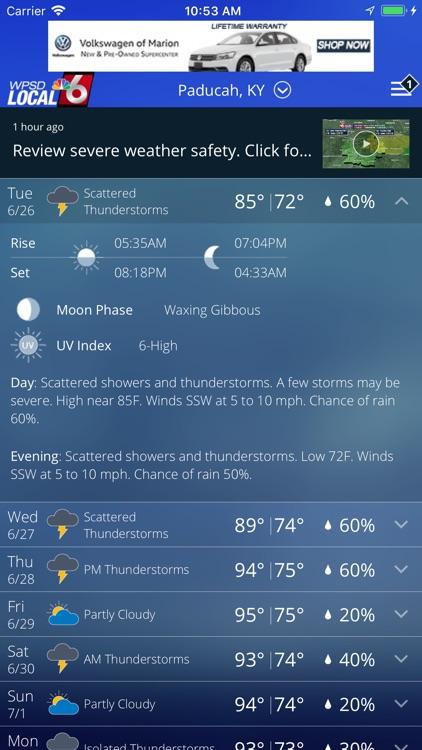 WPSD Radar screenshot-4