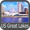 Great Lakes GPS Nautical Chart