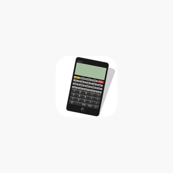 Panecal Scientific Calculator On The App Store