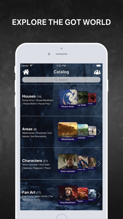 Amino for: Game of Thrones screenshot-4
