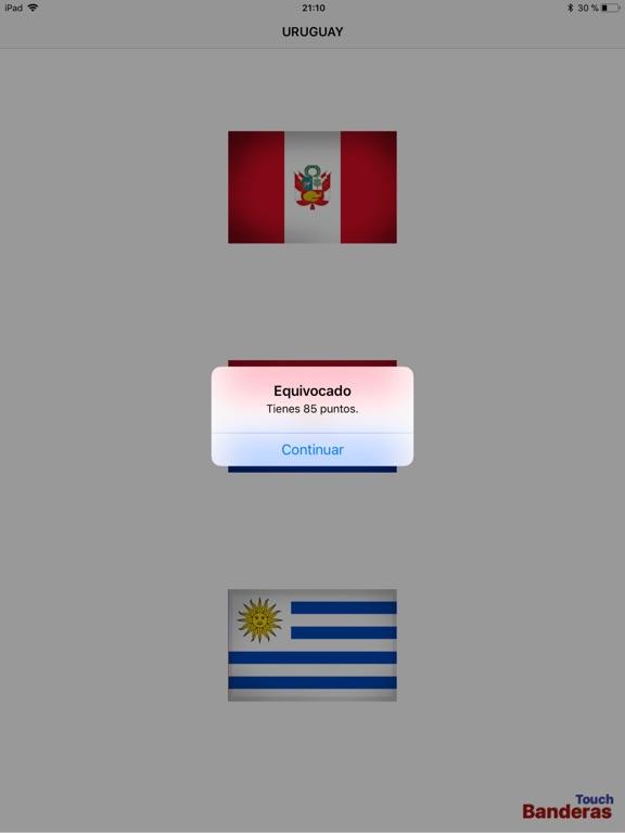 Touch Banderas screenshot 9