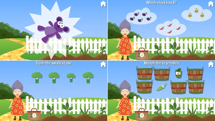Grandma's Garden screenshot-3