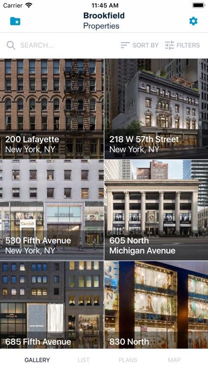 Brookfield Properties Retail by Property Capsule Inc