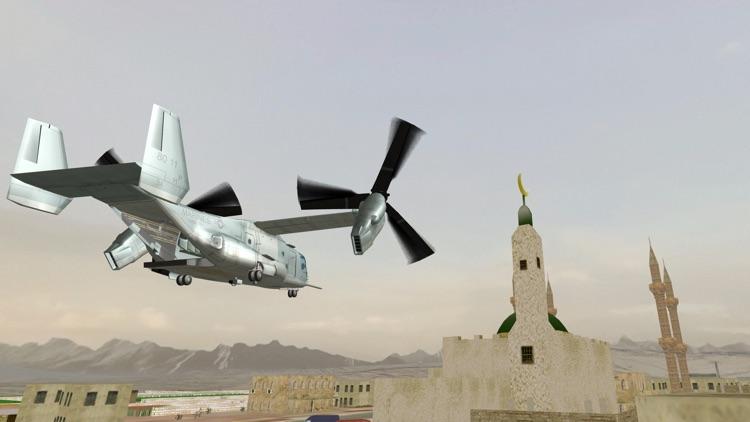 Osprey V22 Combat Operations screenshot-3