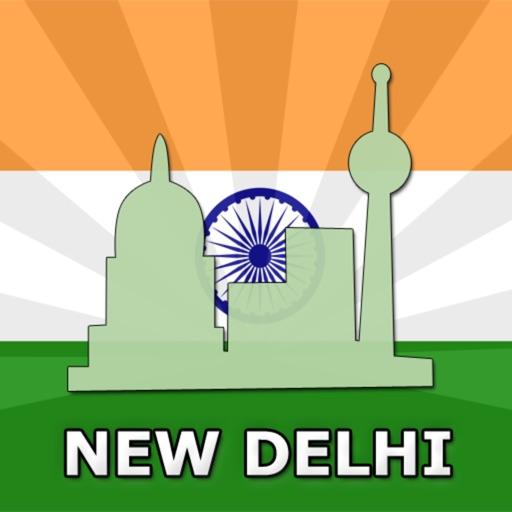 New Delhi Travel Guide Offline