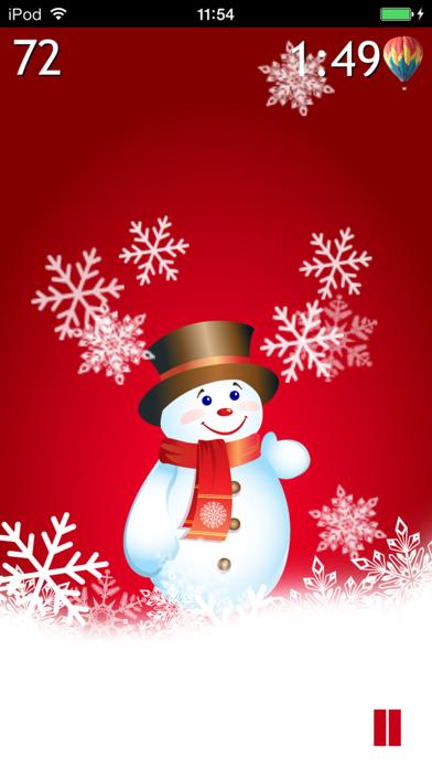Winter Pop: Save the Snowman screenshot four