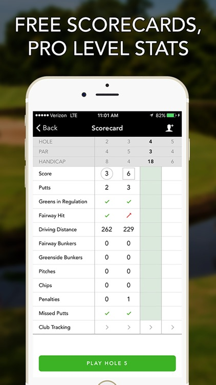 GolfLogix GPS + Putt Breaks screenshot-3