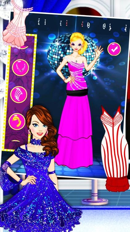 Prom Night Dress Up Salon Room