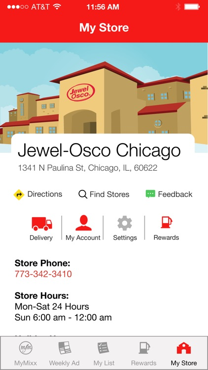 Jewel-Osco screenshot-4