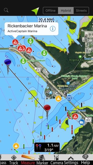 点击获取Oregon GPS Nautical Charts