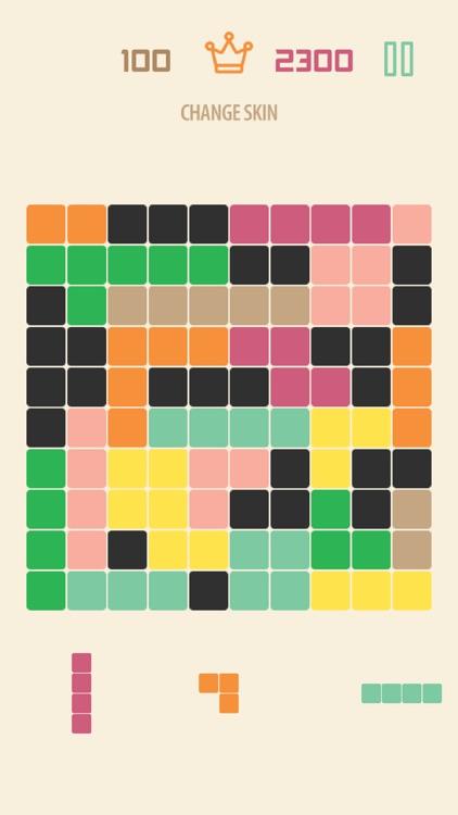 Block Puzzle Grid Fit Hex AIO
