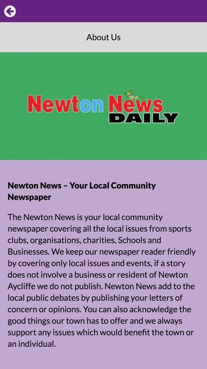 Newton News