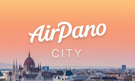 AirPano City – Aerial Screensavers icon