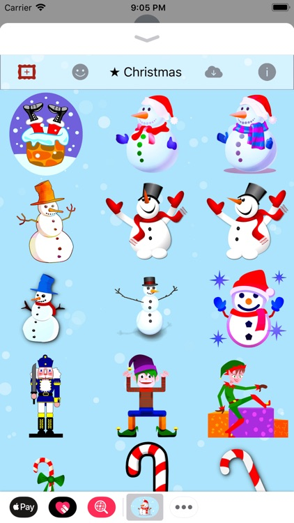 Merry Christmas • Stickers screenshot-2