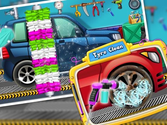 Car Washing - Mechanic Game screenshot 10