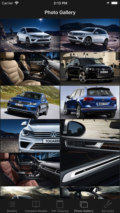 Screenshot for CarSpecs VW Touareg 2015 in Romania App Store