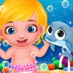 Mermaid Baby Sitter Daycare
