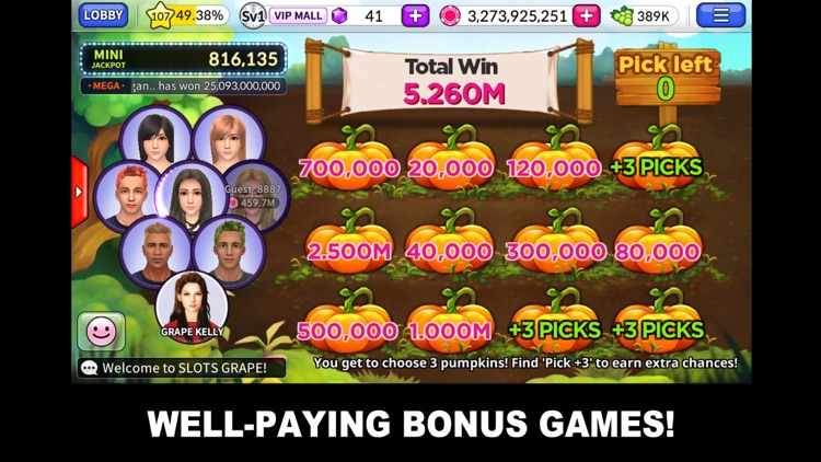 SLOTS GRAPE screenshot-3