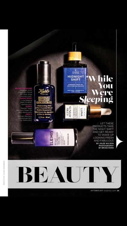 ESSENCE Magazine screenshot-3