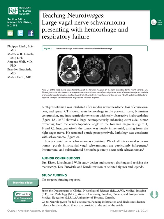 Neurology® - The Official Journal of the AAN screenshot-4
