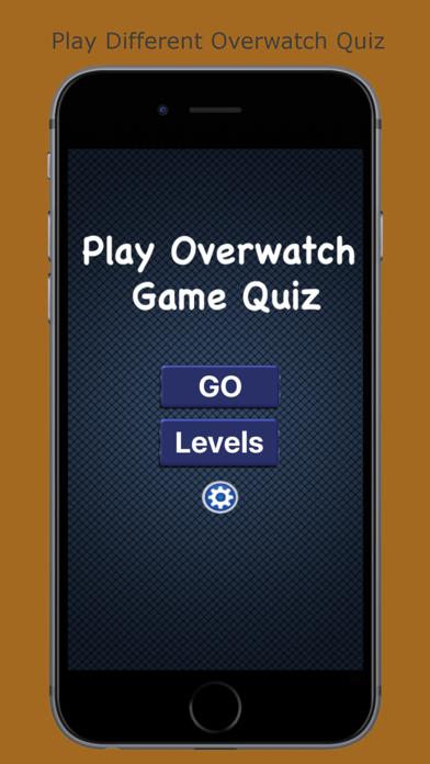 OW Quizlet - Super Fanfiction Quiz For Overwatch   App Price
