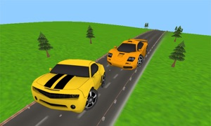Racer Cars : Highway 3D for TV