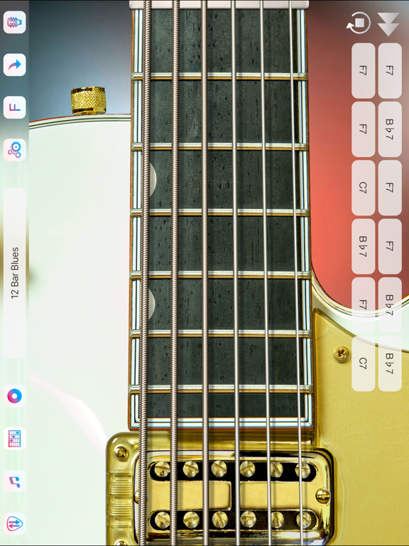 Guitar Elite - free chords play center of ultimate acoustic & electric guitars screenshot